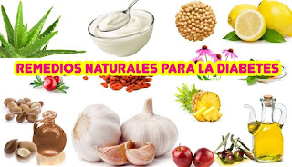 Revierta su diabetes con estos remedios naturales.
