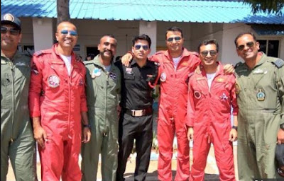 Biography of iaf pilot Abhinandan varthaman Wiki | Bio | Wife | Family | Age | Height