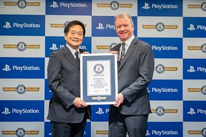 Penjualan Playstation Tembus 450 Juta Unit