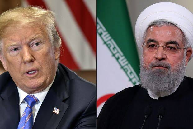 """A tyrant's era has come to an end' - Iran president Hassan Rouhani celebrates  Donald Trump's exit from the White House"