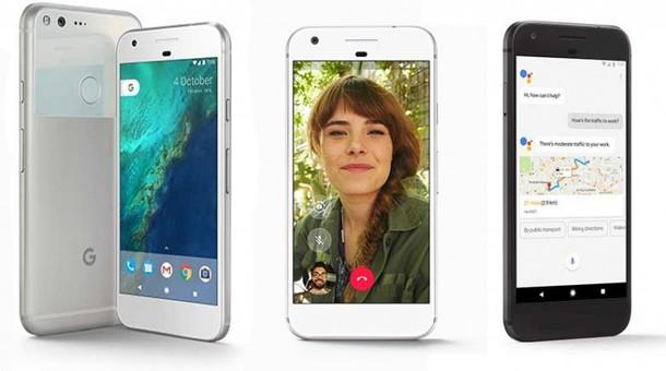 """غوغل تعلن رسميا عن هاتفي """"Pixel"""" و""""Pixel XL"""".. بمواصفات مميزة"""