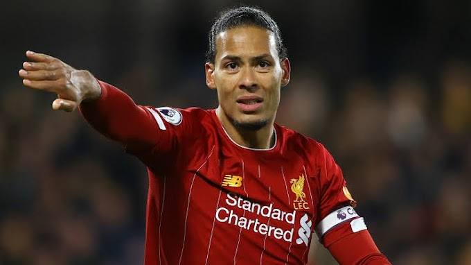 Liverpool star Van Dijk revealed they lost the Community Shield to Arsenal due to poor finishing.