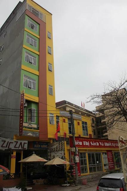 Khách sạn Kiến vàng sau cải tạo