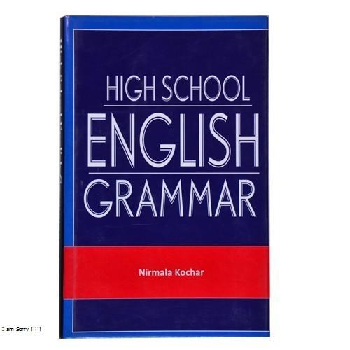 ENGLISH GRAMMAR BOOKS PDF