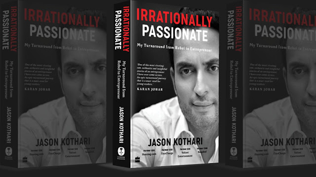 Irrationally Passionate – Book Review