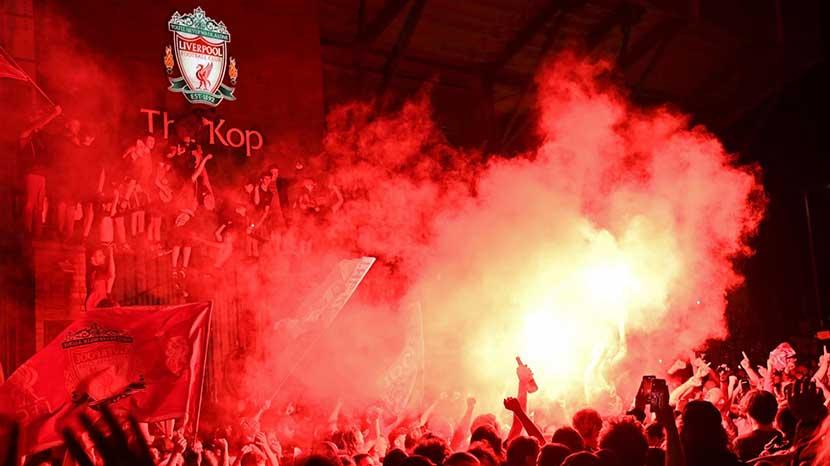 Liverpool Resmi Juara Liga Inggris 2019/2020