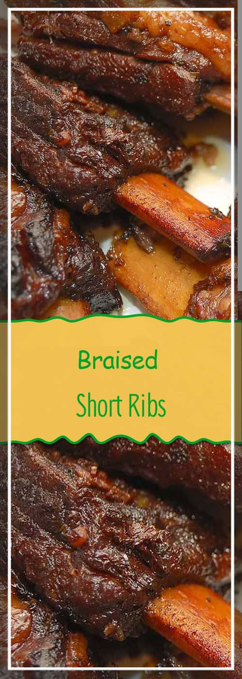 Braised Short Ribs Recipe