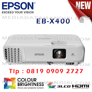 Jual Epson EB-X400 XGA 3LCD Projector | Jakarta - Bekasi
