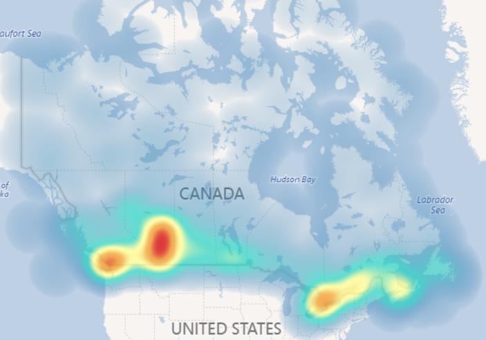 Power BI with Maps: Choose Your Destination - SQLServerCentral