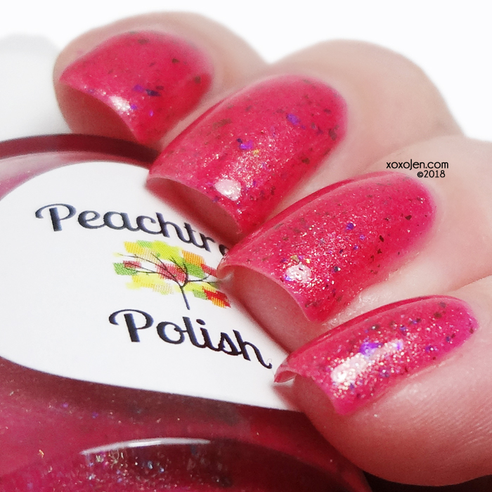 xoxoJen's swatch of Peachtree Polish Heroes Never Die