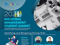 Industrial Management Student Summit 2021 di ITS