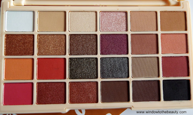 revolution Soph X review palette