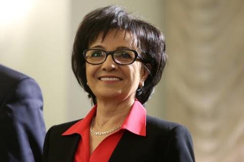 Elzbieta Witek eddigi belügyminisztert választották a lengyel parlament alsóházának új elnökévé