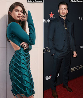 'He's very cute': Single Selena Gomez reveals crush on Captain America star Chris Evans