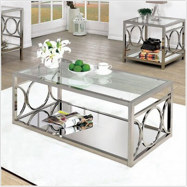 Wayfair Glass Coffee Table