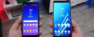 Galaxy A8 e A8+