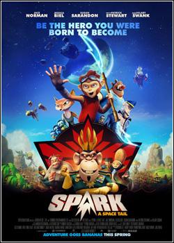 Baixar Spark: A Space Tail  Dublado Grátis