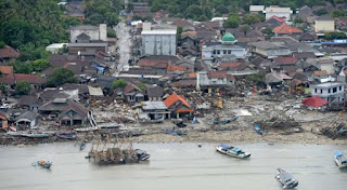Indonesia tsunami: Death toll rises to 373, over 1400 injured