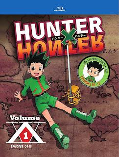 Hunter x Hunter – Saga 1: Prueba del Cazador [6xBD25] *Subtitulada