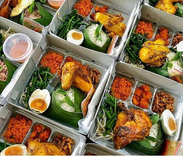 Vendor Jasa Katering Nasi Box Termurah di Jogja