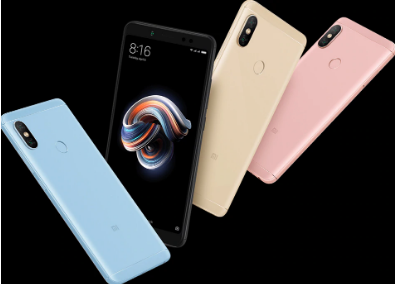 Original international Version Xiaomi Redmi Note 5