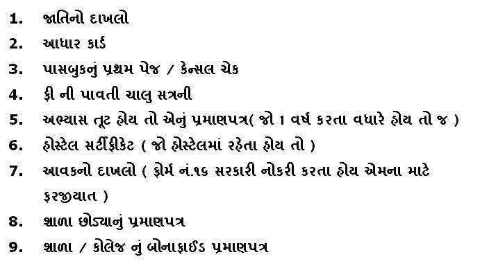 Digital Gujarat Scholarship 2019 | Gujarat Shishyvruti Yojna | www.digitalgujarat.gov.in