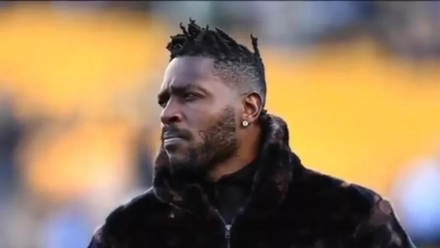 Antonio Brown is sued, LaFleur wants Rodgers back