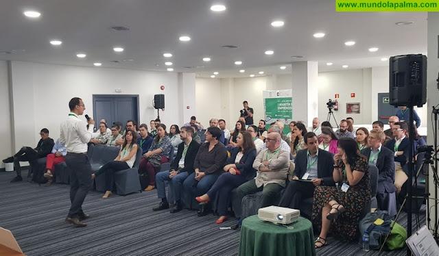 Más de 70 participantes asisten desde hoy a la 'I Maratón del Emprendedor' impulsada por el Cabildo