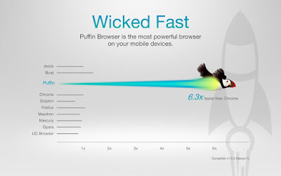 Puffin Browser for PC (WINDOWS)