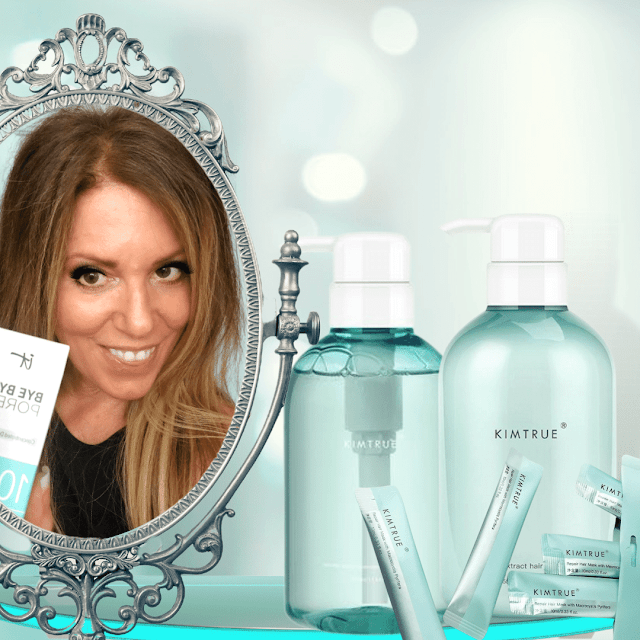 Kimtrue hair product review by barbies beauty bits