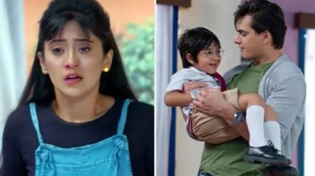 OH NO! Kartik refuses to accept Kairav as his son in Yeh Rishta Kya Kehlata Hai