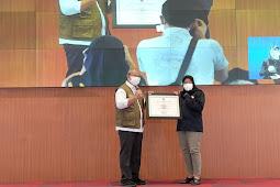 MDMC Mendapat Penghargaan Dari BNPB