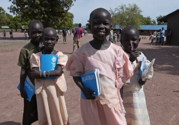 Hak Anak Pendidikan Perlindungan