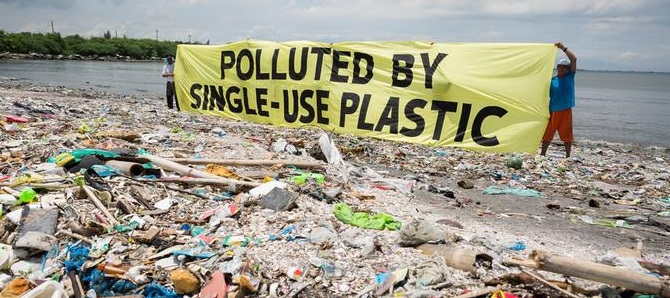 Why are plastics harmful to environment?