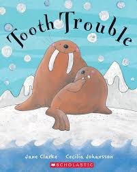Tooth Trouble by Jane Clarke is the perfect book to share with students for Dental Awareness month as well as to teach reading skills such as problem/solution, sequencing, and character analysis to primary readers.