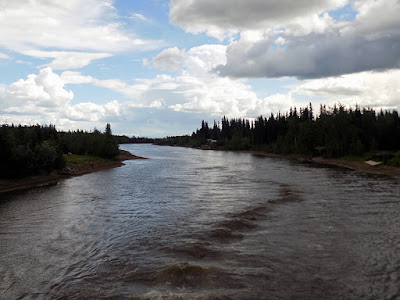 Chena River, Fairbanks, Alaska