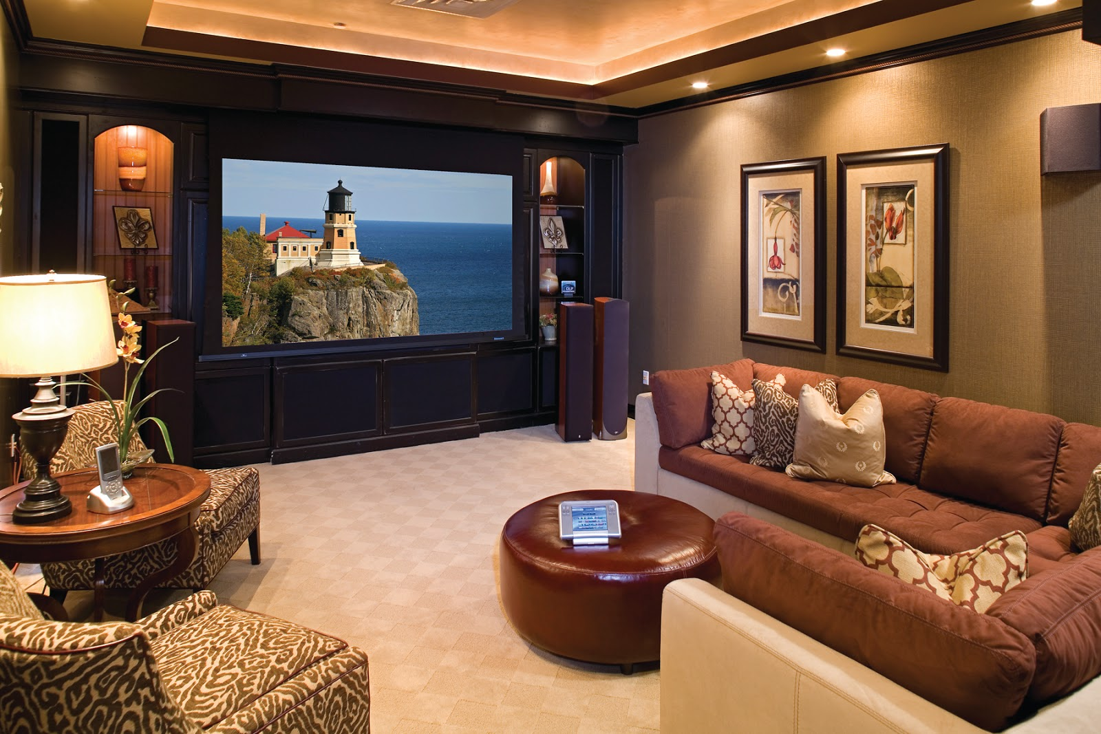 The Home Care: The Home Theatre Effect!!