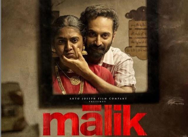 Malik Malayalam Movie on Amazon Prime