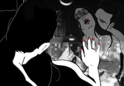 Amabilia : une folle  nuit d'amour pour Simon et Iris