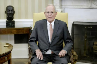 Peruvian President Kuczynski resigns amid corruption probe