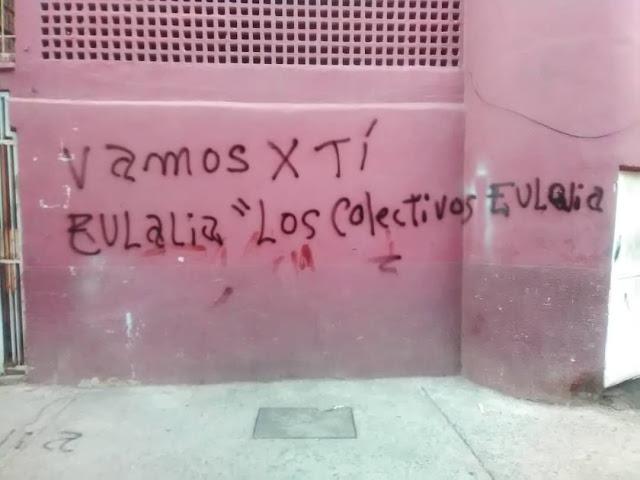 Graffitis del terror: lo que debe saber sobre las amenazas de paramilitares a diputados legítimos de la AN
