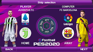 Download PES 2012 MOD 2020 Best Graphic And Transfer 2019/2020 Android