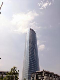 la torre de iberdrola
