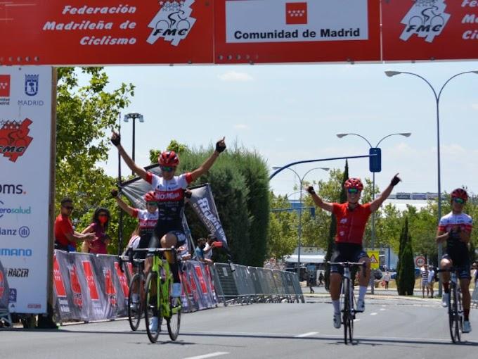 El C.C. Meruelo logró una triple victoria y el liderato de la Liga Interautonómica en Fuenlabrada