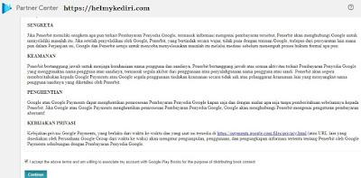 Cara membuat akun google play book4