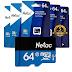 Thẻ Nhớ Netac 64gb MicroSD Class 10
