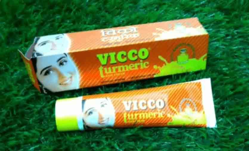 Vicco Turmeric WSO Cream In Hindi