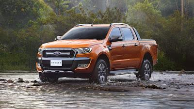 2019 Ford Ranger Wildtrak Prix, Photo Et date de sortie