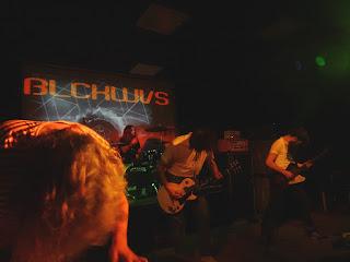 03.02.2017 Essen - Emokeller: BLCKWVS