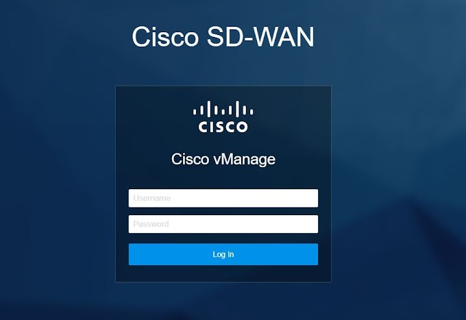 Cisco Viptela SDWAN: Configuring or editing the NTP server on vEdge via vManage